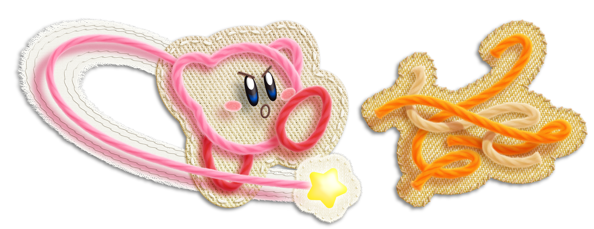 Planned All Along Kirby Epic Yarn Part 2
