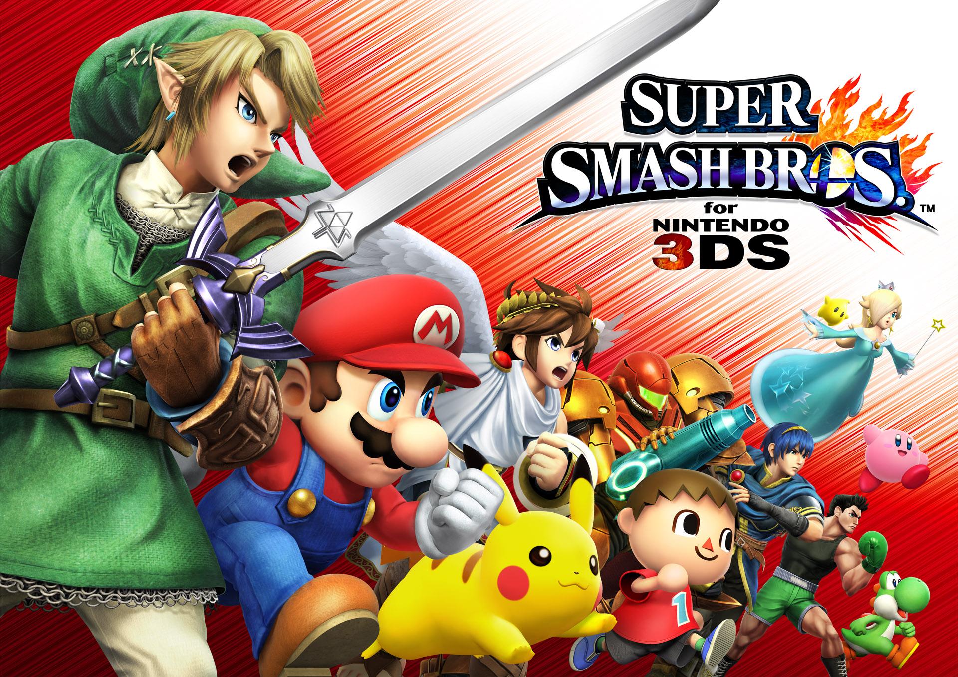 super smash bros online game