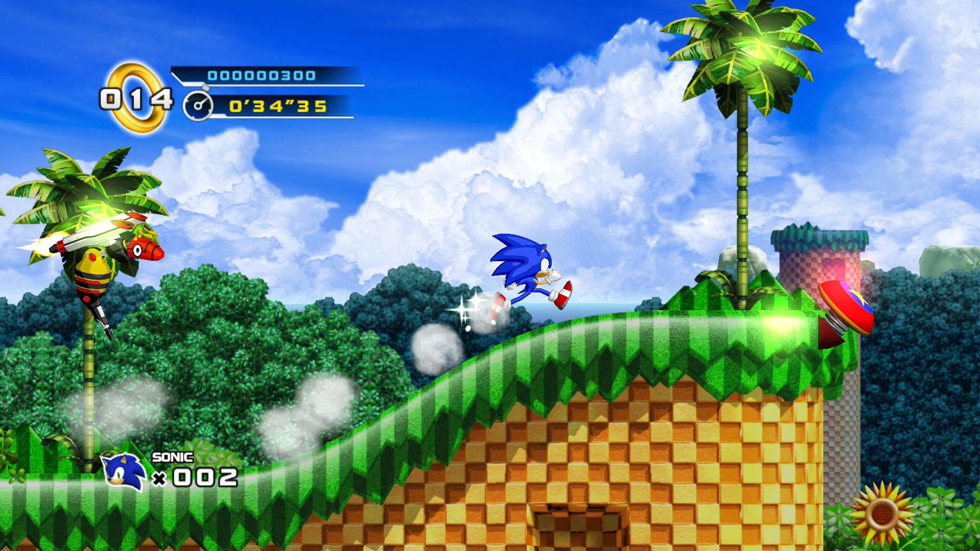 Sonic The Hedgehog 4 Episode I y II [userscloud] PC