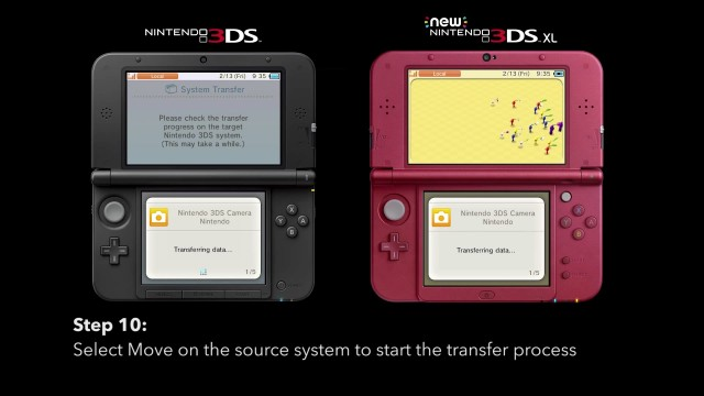 upgrading to new nintendo 3ds xl gamestop is letting you transfer data before trading in the. Black Bedroom Furniture Sets. Home Design Ideas