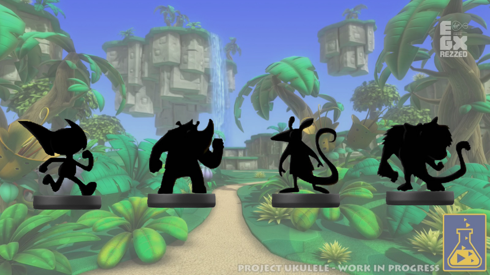Project Ukulele and amiibo: a match made in heaven – The Tanooki