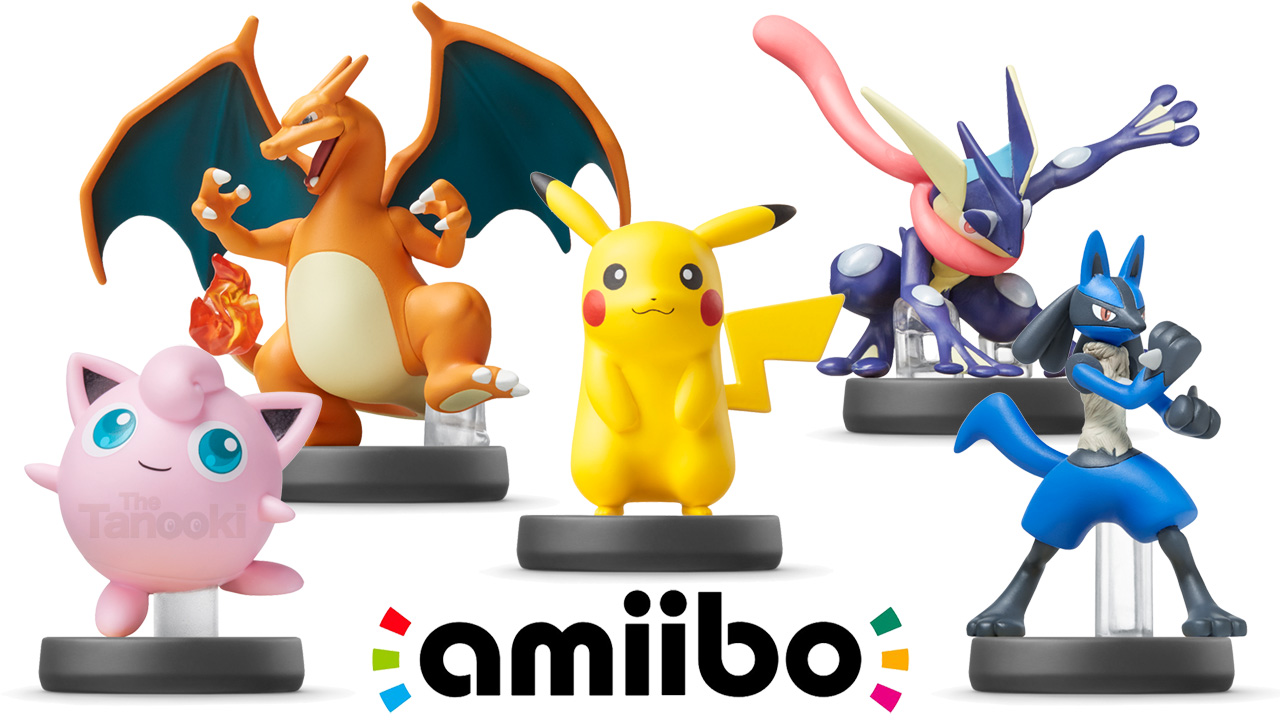 Cs Major Finds Reserved Amiibo Ids For All 700 Pok 233 Mon