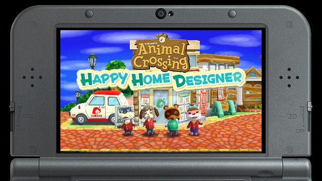 Animal crossing happy home designer for 3ds releases - Animal crossing happy home designer 3ds case ...