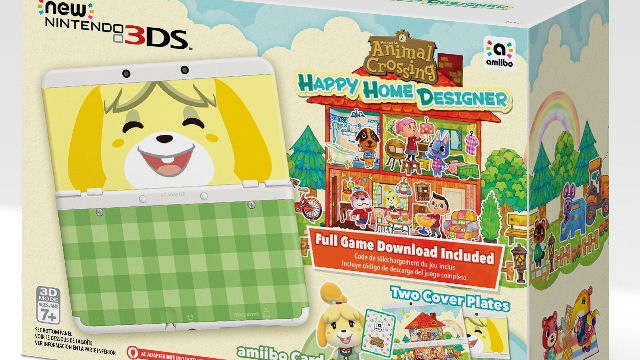 Standard New 3ds Coming To North America As Part Of An Animal Crossing Bundle Hyrule Edition