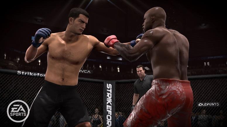 ea sports mma title gets a trailer the tanooki rh thetanooki com EA Sports UFC 3 EA Sports MMA Blood
