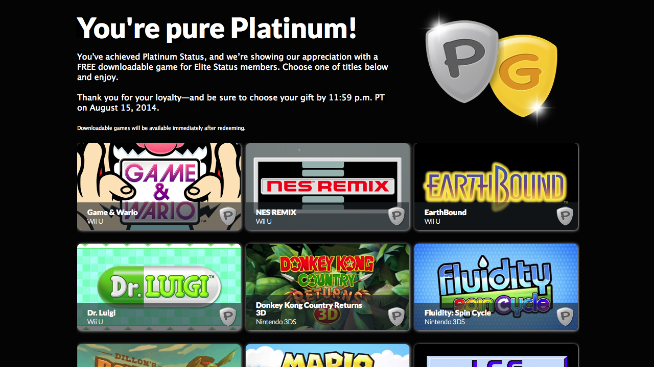 north american club nintendo offers downloadable games for 2014