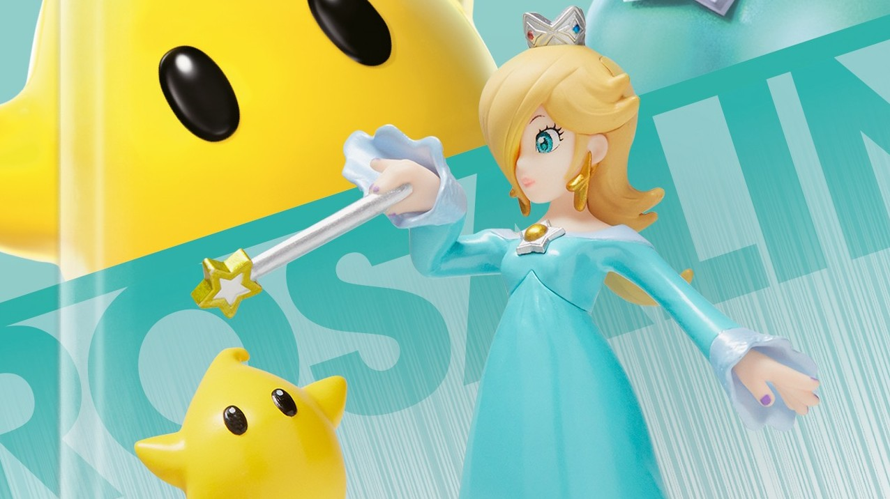 Target.com pre-orders for Rosalina & Luma's Super Smash ...