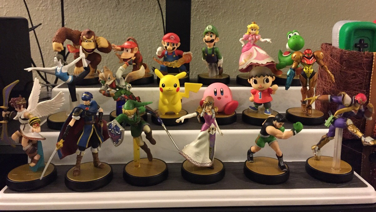 The Tanooki S Guide To Proudly Displaying Your Amiibo