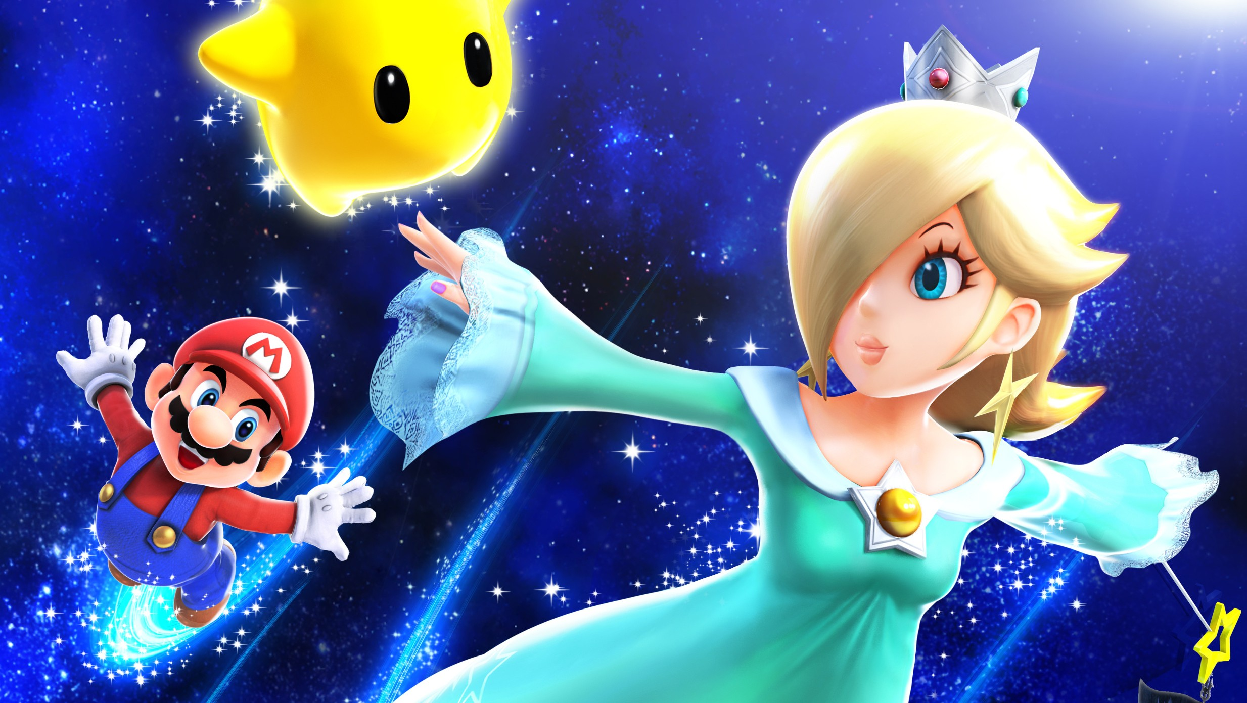 AskTarget confirms Rosalina & Luma amiibo will be ...
