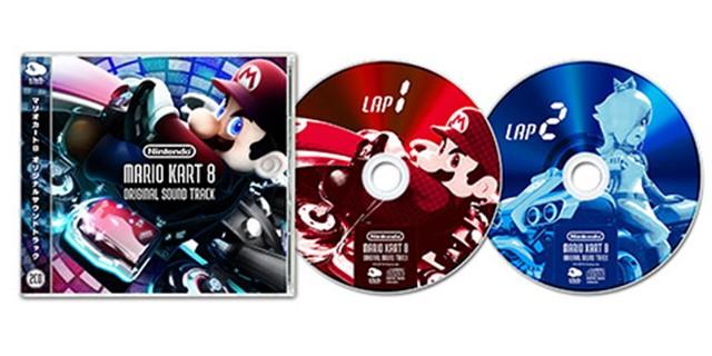 Club Nintendo Japan gets Mario Kart 8 soundtrack, t-shirts